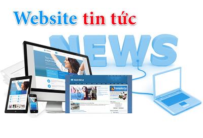 Thiết kế website tin tức tại hà nội