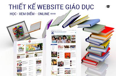 Thiết kế website giáo dục uy tín tại hà nội