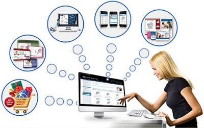 Website sàn thương mại điện tử